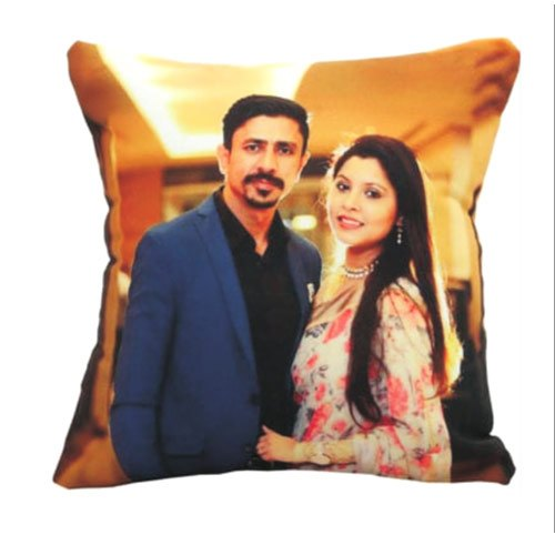 Happy Valentines Personalised Cushion