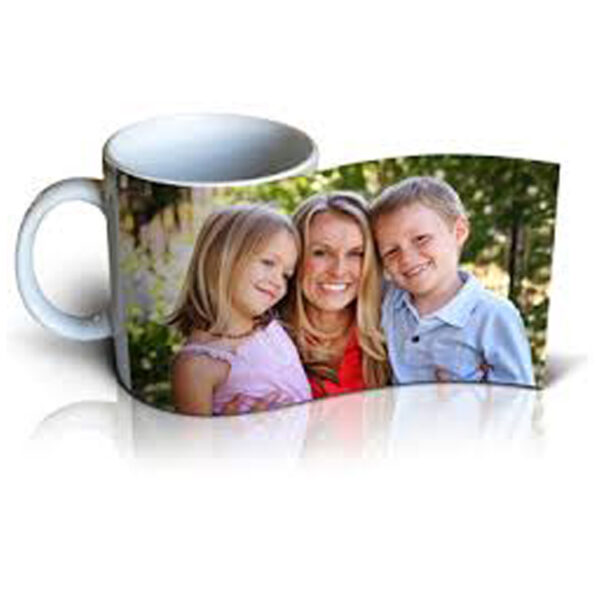 Customized Printed White Coffee Mugs Online in India