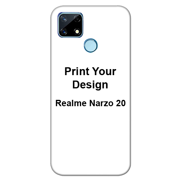 Buy Best Realme Narzo 20 Back Cover Online